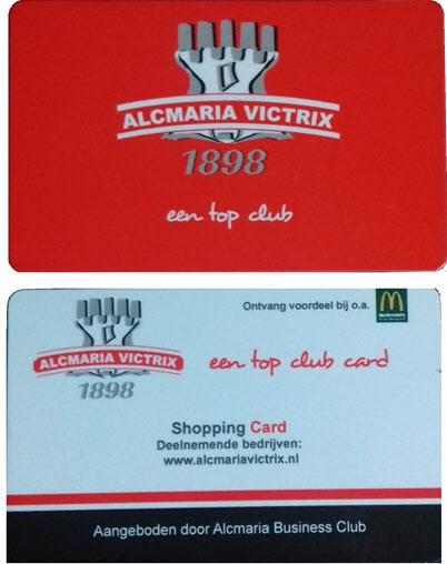 Alcmaria Victrix Club Card